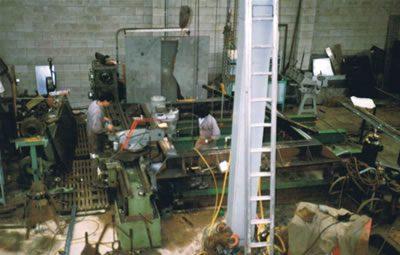 manufacturing 3metre motor spacers photo